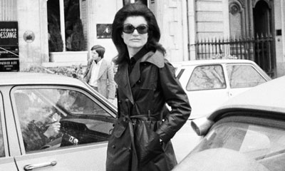 Jacky Kennedy, Paris, 1974